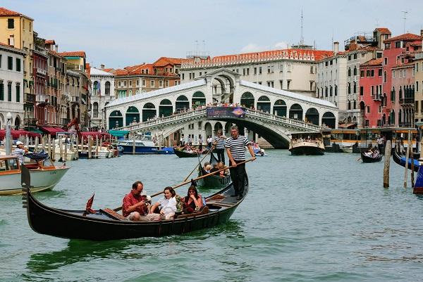 romantyczna Wenecja